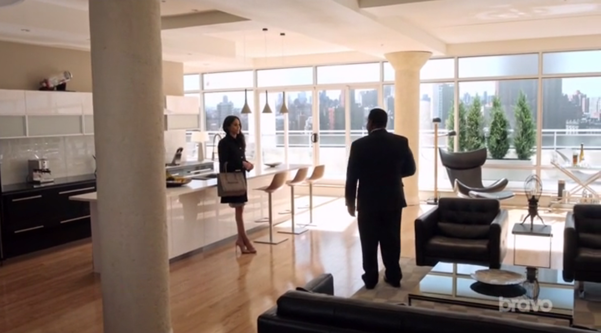 apartment-harvey-specter