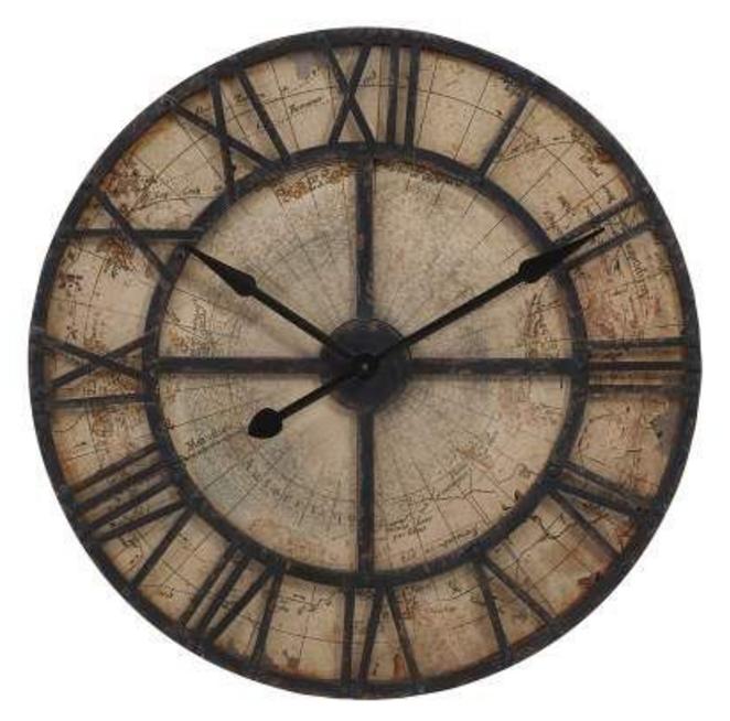 bryan-map-wall-clock