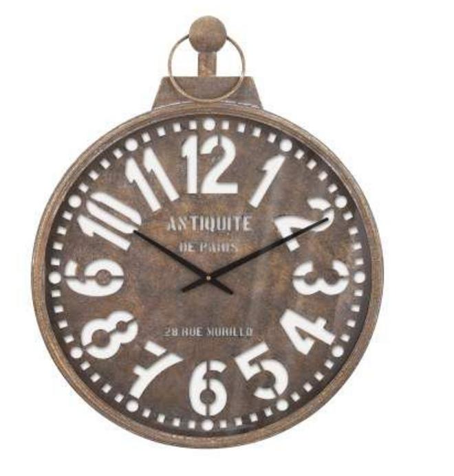 uptown-wall-clock